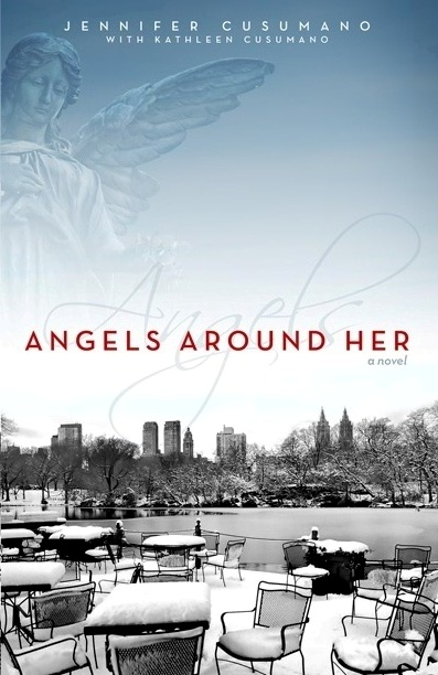 Angels Around Her book cover